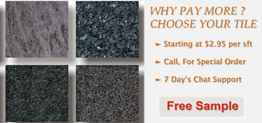 Granite Tiles | Polished