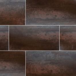 Antares Copper Iron 16X24 Glazed