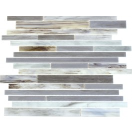 Antique Ice 12x12 Glass Mix Mosaic