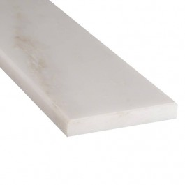 Arabescato Carrara 2X36 Double Beveled