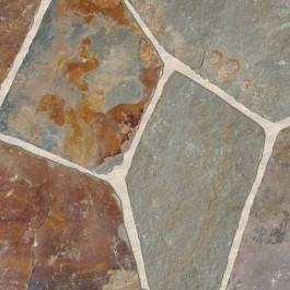 California Gold Hardscaping Natural Cut Slate Flagstone
