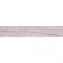 Capella Talc 3X18 Matte Bullnose Porcelain Tile