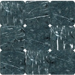 China Black 4X4 Tumbled