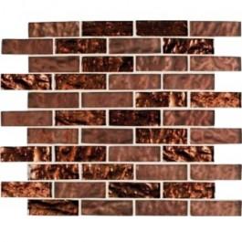 Copper Leaf 12X12 Blend