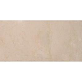 Cream Marfil 12x24 Polished Marble Tile