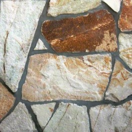 Desert Bloom Random Thin Stone Veneer