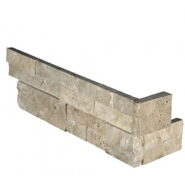 Durango Cream 6X18X6 Split Face Corner Ledger Panel