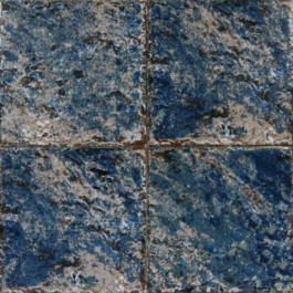 Galary Blue 6X6 Glazed