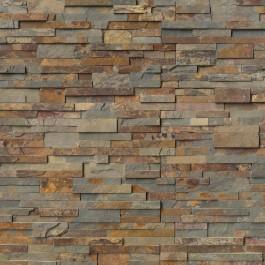 Gold Rush Ledger Panel  6x24 Split Face