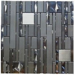 Stainless Steel Magic Pattern Mosaic