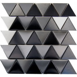 Oddysey Pyramids 12x12 Interlocking Blend