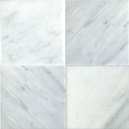 Arabescato Carrara 6X6 Honed