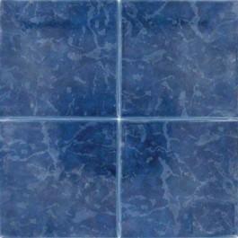 Island Cobalt 6X6 Glazed
