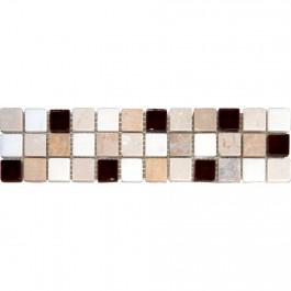 Mix Glass/Stone 3X12 Blend