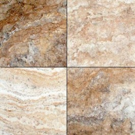 Philadelphia Travertine Honed 18X18