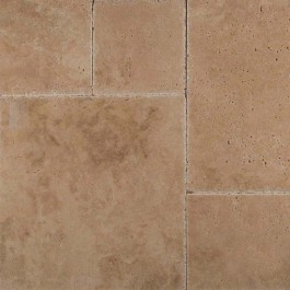 Tuscany Hazelnut Pattern 16 Sqft Honed