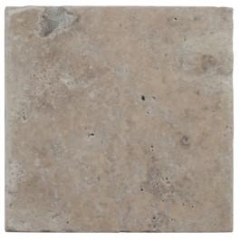Tuscany Walnut 8X8 Honed/ Unfilled / Tumbled