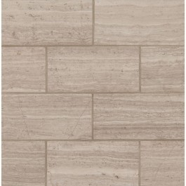 White Oak 3x6 Honed and Beveled
