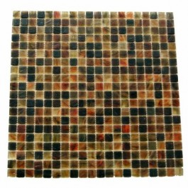 Amber Collection 5/8 x 5/8 Cappuccino Square