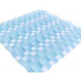 Wave Collection 5/8 x 2-1/2 Azzurro Matte