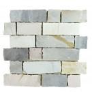 Ardesia Desert Grey Tumbled Mosaic