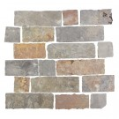 Ardesia Sanora Tumbled Mosaic