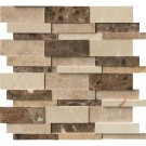 Asteria Blend Interlocking 3D Polished Pattern