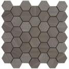 Athena Trinity 2x2 Hexagon Polished Mosaic