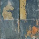 Black Rust Classic 16x16 Gauged