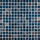Blue Iridescent 3/4x3/4x4MM