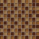 Brown Blend 1x1x8MM