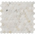 Calacatta Gold Hexagon 12x12 Polished