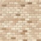 Noce/Chiaro Mini Brick 12x12 Honed