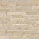 Chiaro Travertine 8x18 Tumbled Veneer