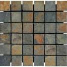 China Multi Color 2x2 Tumbled