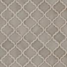 Dove Gray Arabesque Ceramic 8mm