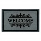 Flocked Kingsgate Natural Coir 18X30 Door Mat