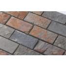 Multicolor Slate 2X4 Mosaic