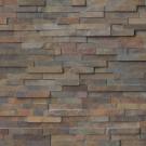 California Gold Ledger Panel 6x24 Split Face