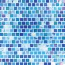 Opaque Blue Rainbow 12X12 Blend