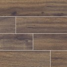 Palmetto Walnut 6X36 Matte Porcelain Tile