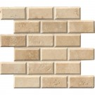 Tuscany Ivory 2x4 Honed/Beveled