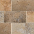 Tuscany Scabas 8X16 Honed Unfilled Tumbled