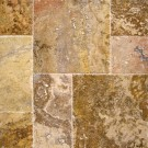 Tuscany Scabas 16 Sqft Per Kit Honed, Unfilled, Chipped And Brushed
