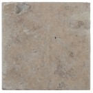 Tuscany Walnut 24X24 Honed Unfilled Tumbled