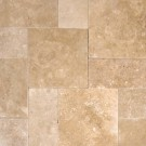 Tuscany Walnut 6x12 Tumbled Paver
