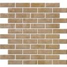 Tuscany Walnut Brick 12X12 Tumbled
