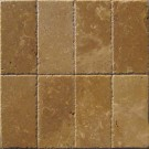 Tuscany Walnut 12x12 Chipped Edge Pavers