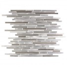 City Lights Collection San Francisco Aluminum Thin Tile