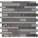 Sterling Interlocking Pattern 8mm
